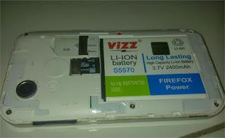 Baterai Cadangan Andromax E860