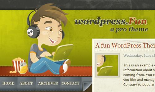 WordPress : Beauty, Easy dan User Friendly