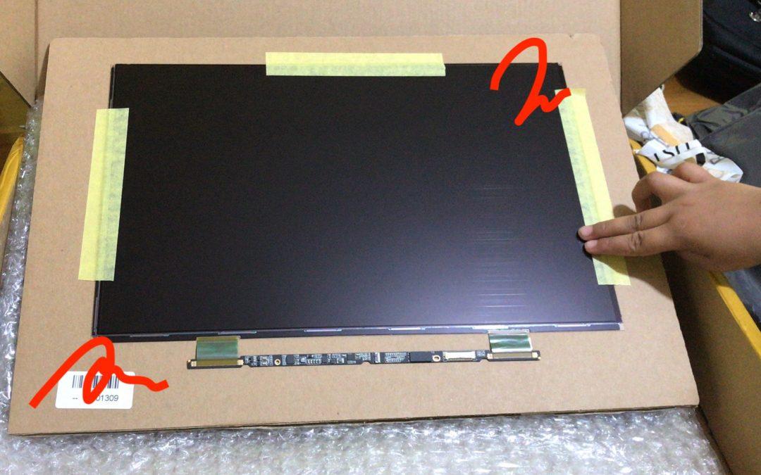 Membeli Onderdil Laptop Mac Air 2015 Via Ebay